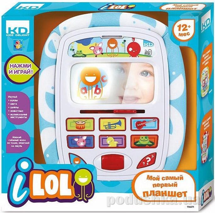 Мини-планшет для малышей Kidz Delight