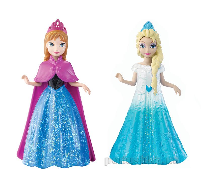 Мини-принцесса Дисней в ассортименте с м/ф Ледяное сердце