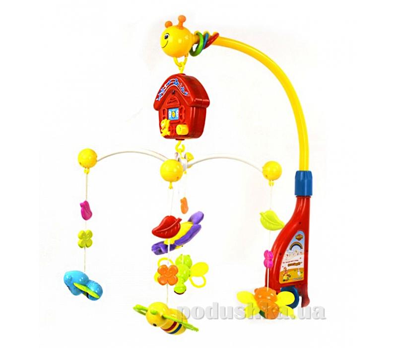 Мобиль на кроватку Joy Toy Активный малыш 7308