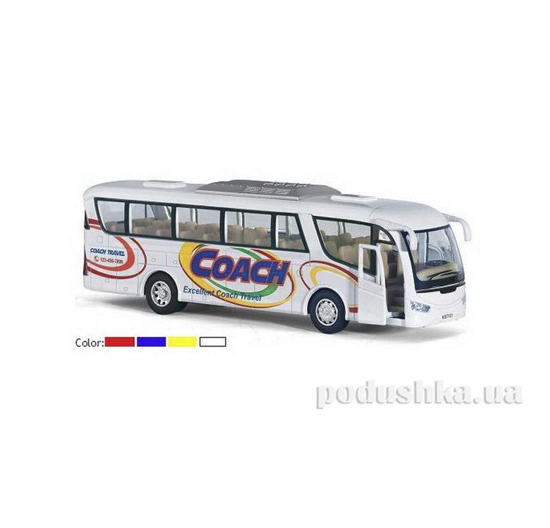 Модель автобус Jambo KS7101W