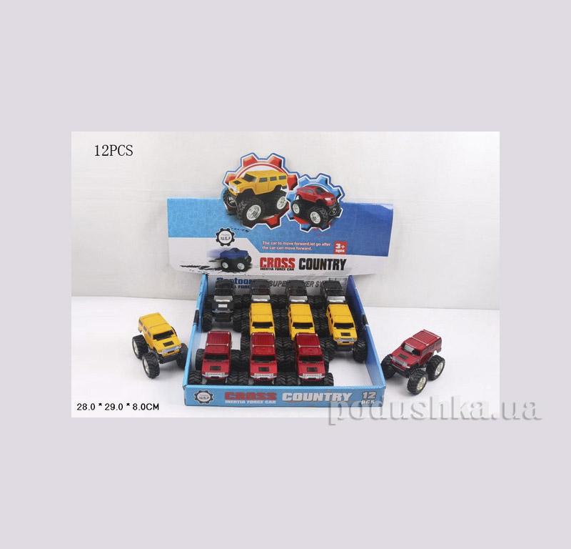 Модель джип Jambo LY105