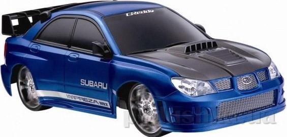 Модель машины на радиоуправлении Ez-Tec 1 к 15 Subaru Impreza WRX 24636