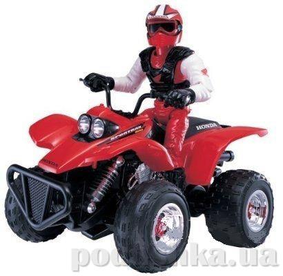 Модель машины на радиоуправлении Ez-Tec 1 к 6  Honda ATV 20001