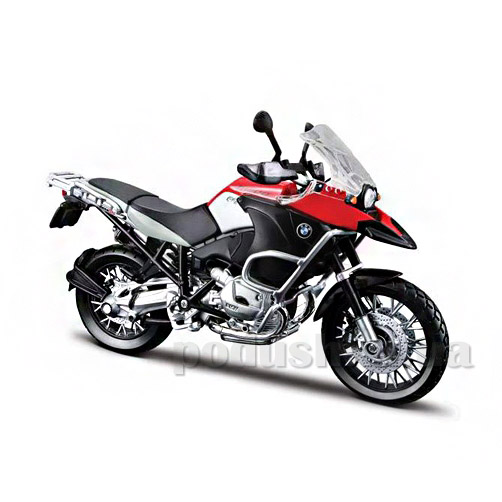 Модель мотоцикла BMW R1200GS Maisto 31101-3
