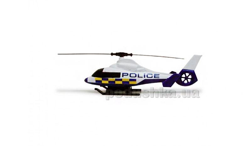 Модель вертолета 1:60 Спасатель полиция Cararama
