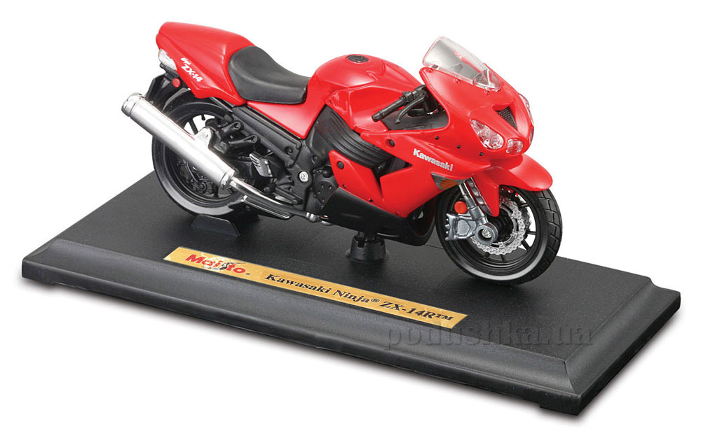 Модели мотоциклов 1:18 в ассортименте Maisto 39300-01