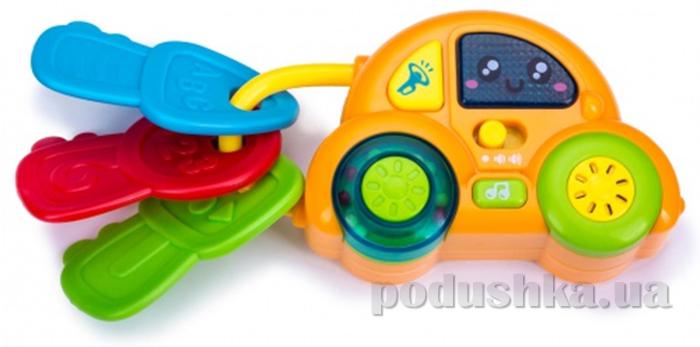 Мои первые музыкальные ключи-машинка (звук) BeBeLino 58001