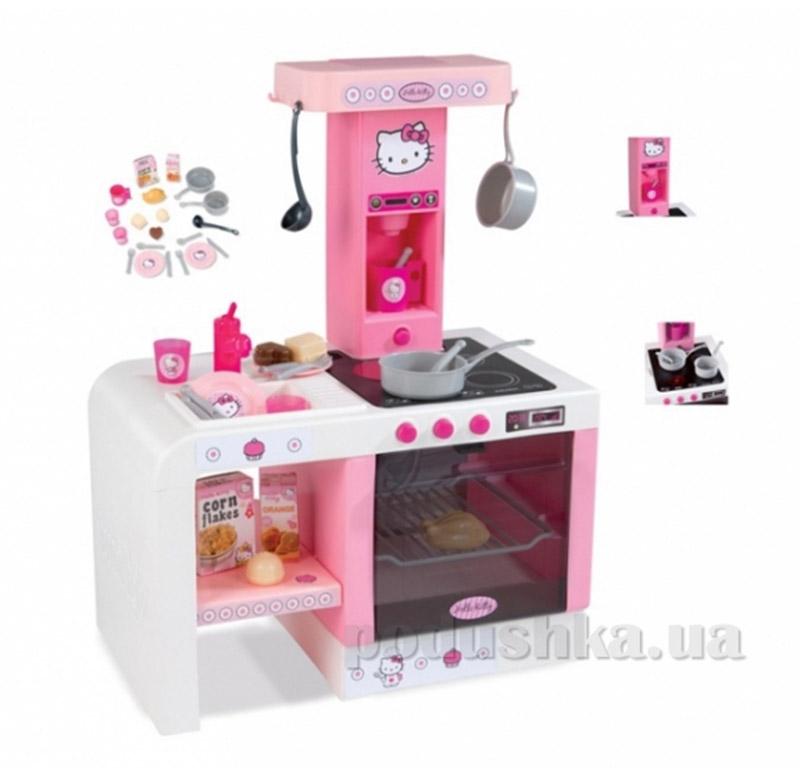 Интерактивная кухня Hello Kitty Cheftronic 024195 Smoby