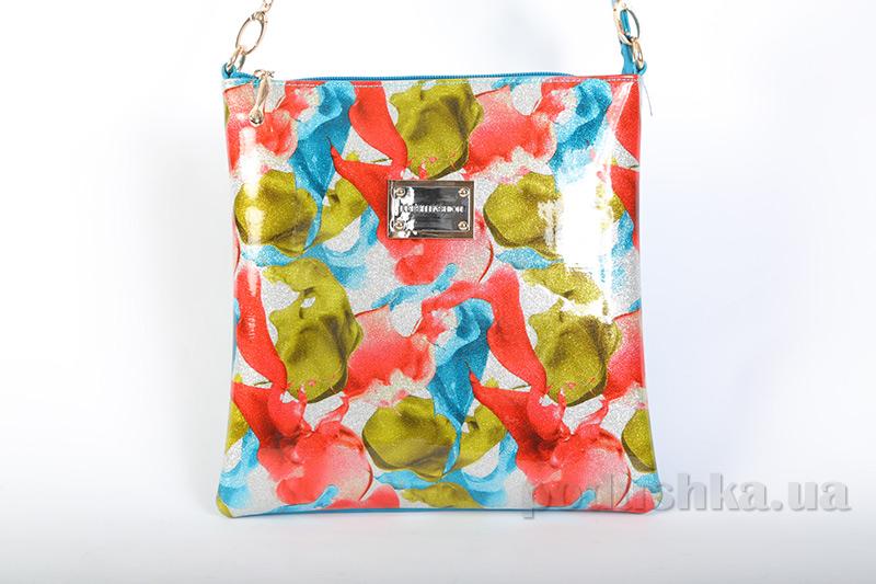 Молодежная сумка Clarimenta 18208 Blue