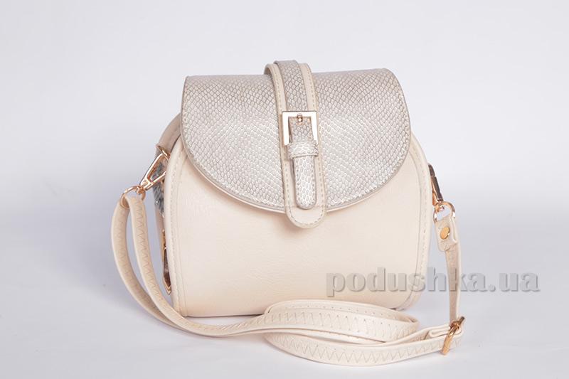 Молодежная сумка Deloris 8193 Apricot
