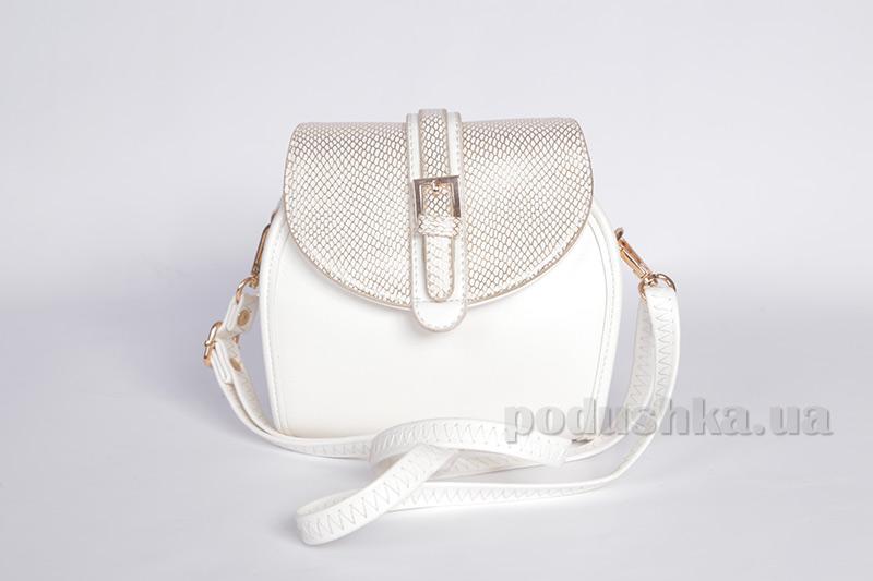 Молодежная сумка Deloris 8193 White