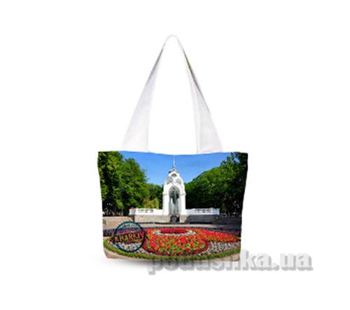 Молодежная сумка Izzihome Города С0103