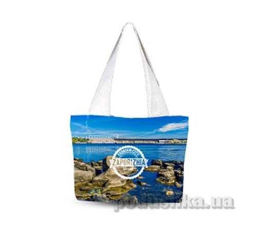 Молодежная сумка Izzihome Города С0104