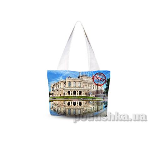 Молодежная сумка Izzihome Города С0105