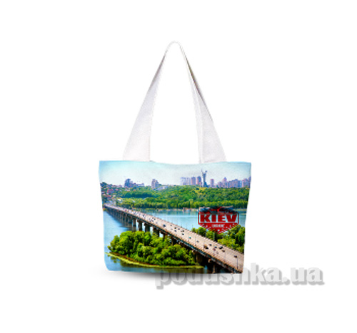 Молодежная сумка Izzihome Города С0106