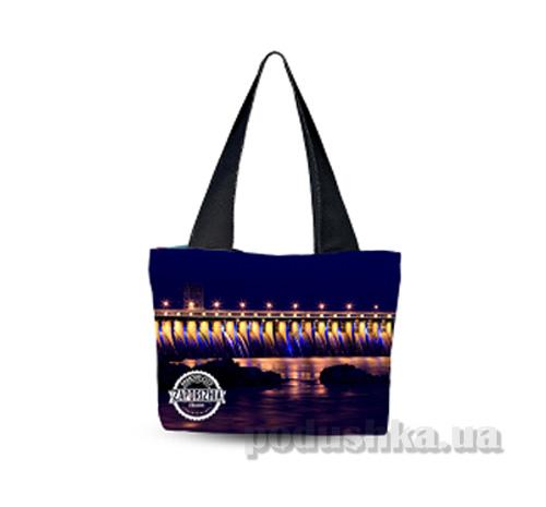 Молодежная сумка Izzihome Города С0107