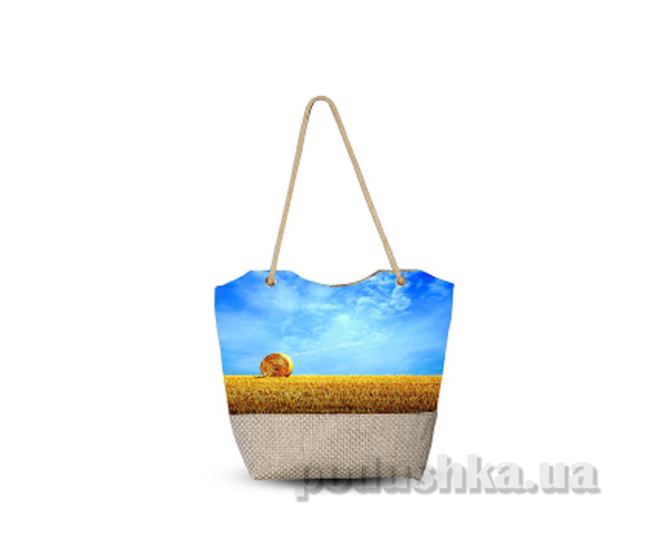 Молодежная сумка Izzihome Плетенка С0402