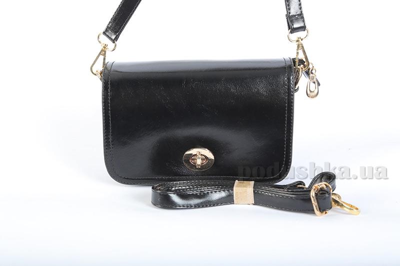 Молодежная сумка Maroon 0636 черная