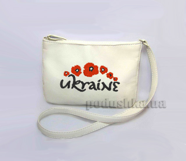 Молодежная сумка Mini-249 Ukraine Slivki