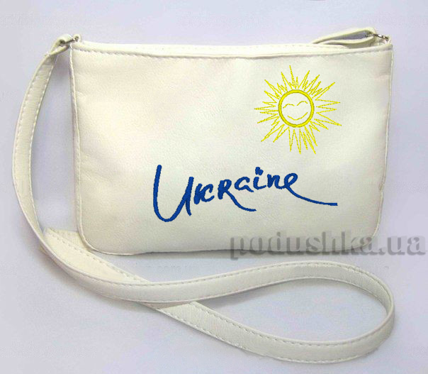 Молодежная сумка Mini-254 Ukraine Slivki