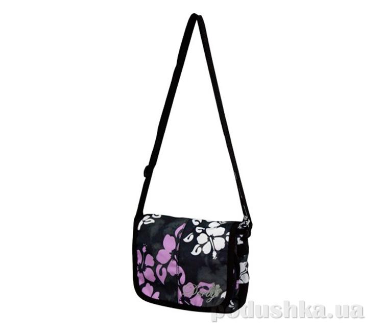 Молодежная сумка с цветочным принтом Derby 0240117