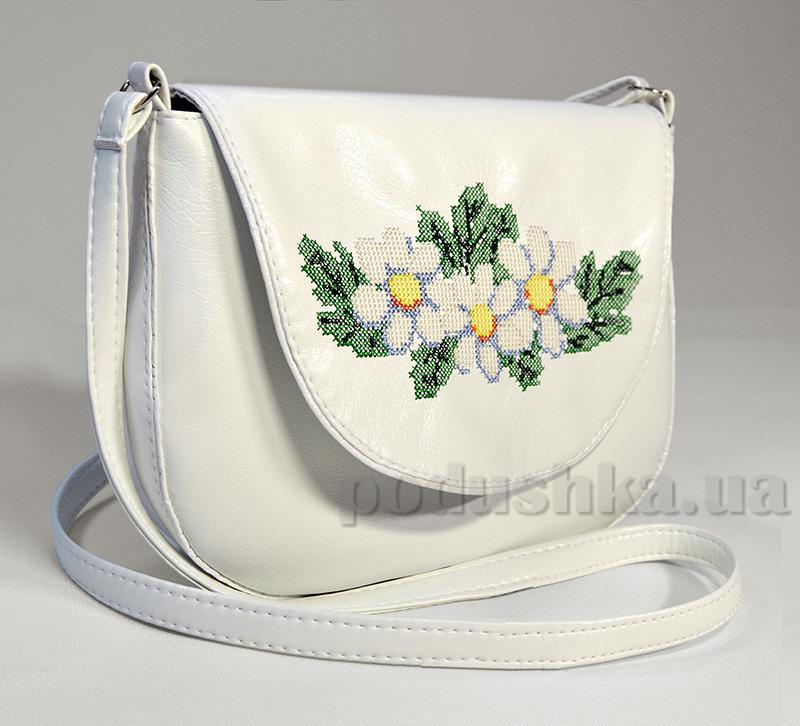 Молодежная сумка с ромашками Monika-21 Slivki
