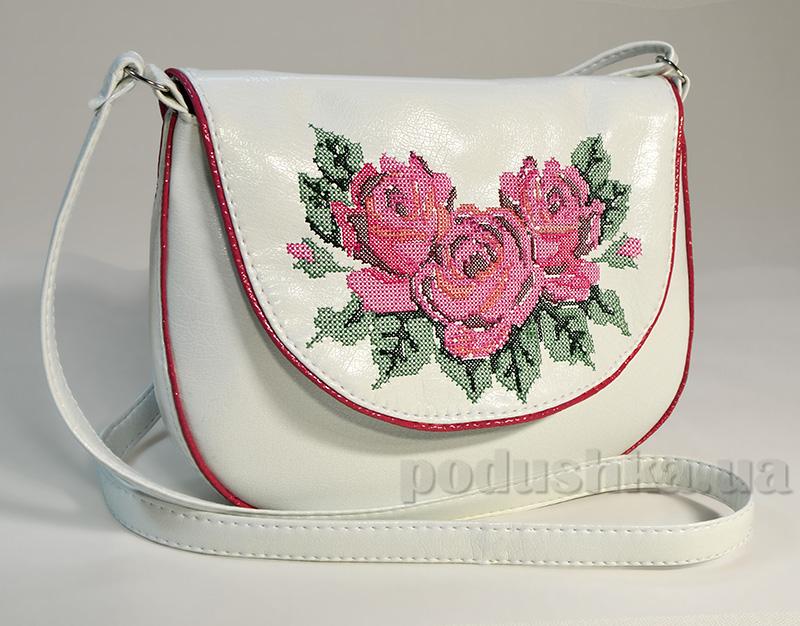 Молодежная сумка с розами Monika-19 Slivki