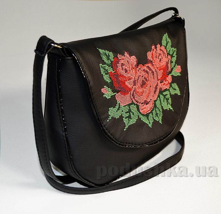 Молодежная сумка с розами Monika-20 Slivki
