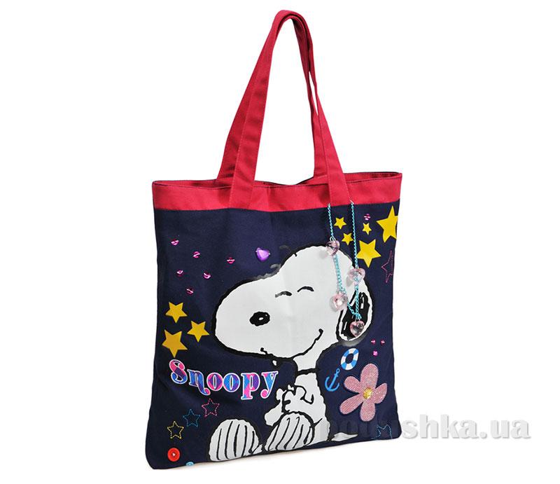 Молодежная сумка Snoopy 32505