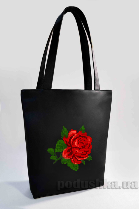 Молодежная сумка-шоппер Роза Б320 Slivki