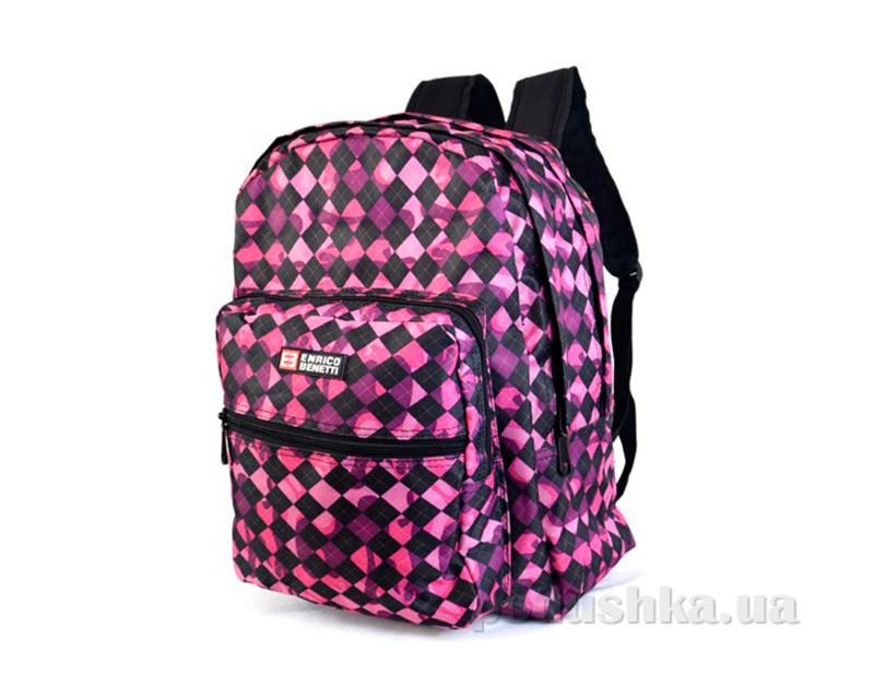 Молодежный рюкзак Enrico Benetti 43085 с отделением для ноутбука