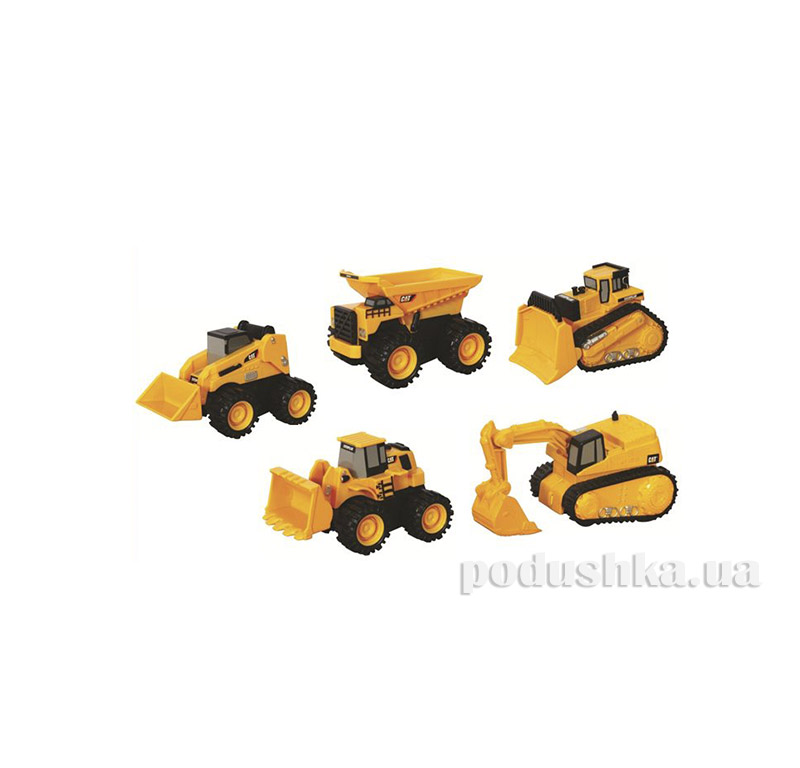 Моторизованная мини-строительная техника Toy State 34690