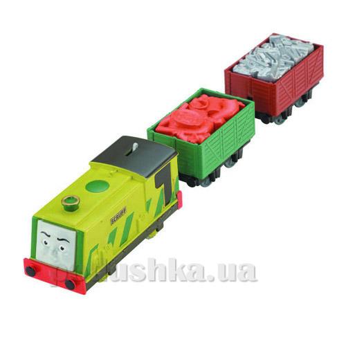Моторизованный поезд Делюкс серии Томас и друзья BMK93 в ассортименте