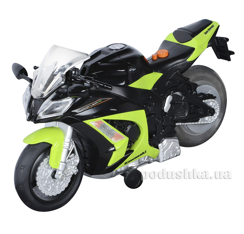 Мотоцикл Kawasaki Ninja ZX-10R 25 см Toy State 33411