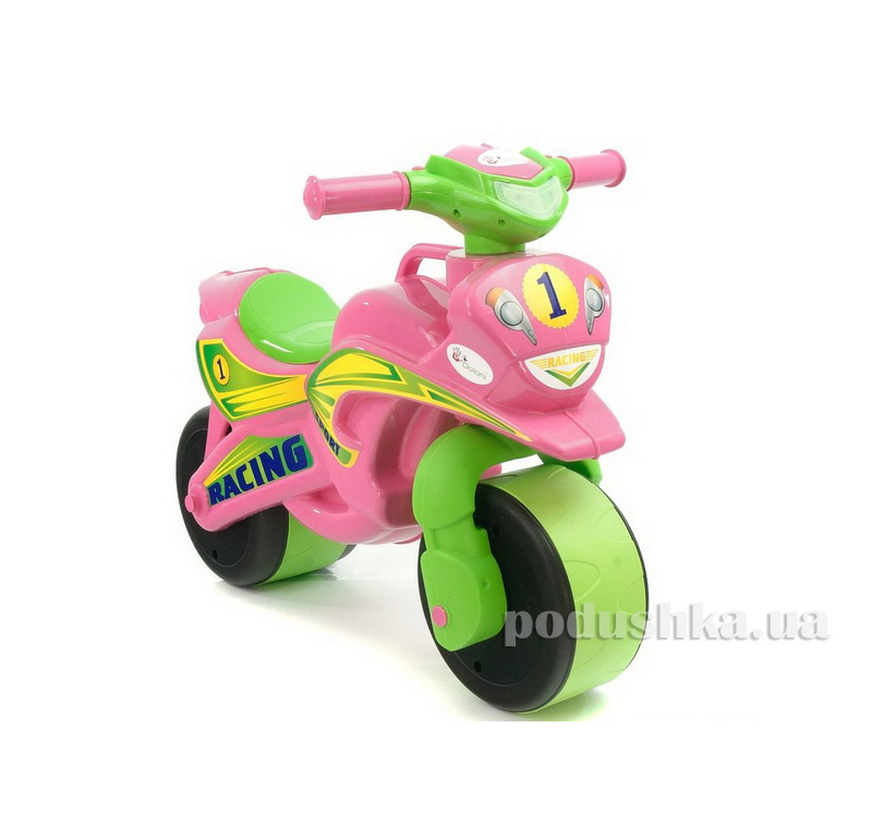 Мотоцикл-каталка Байк Спорт Flamingo-toys 0139/3
