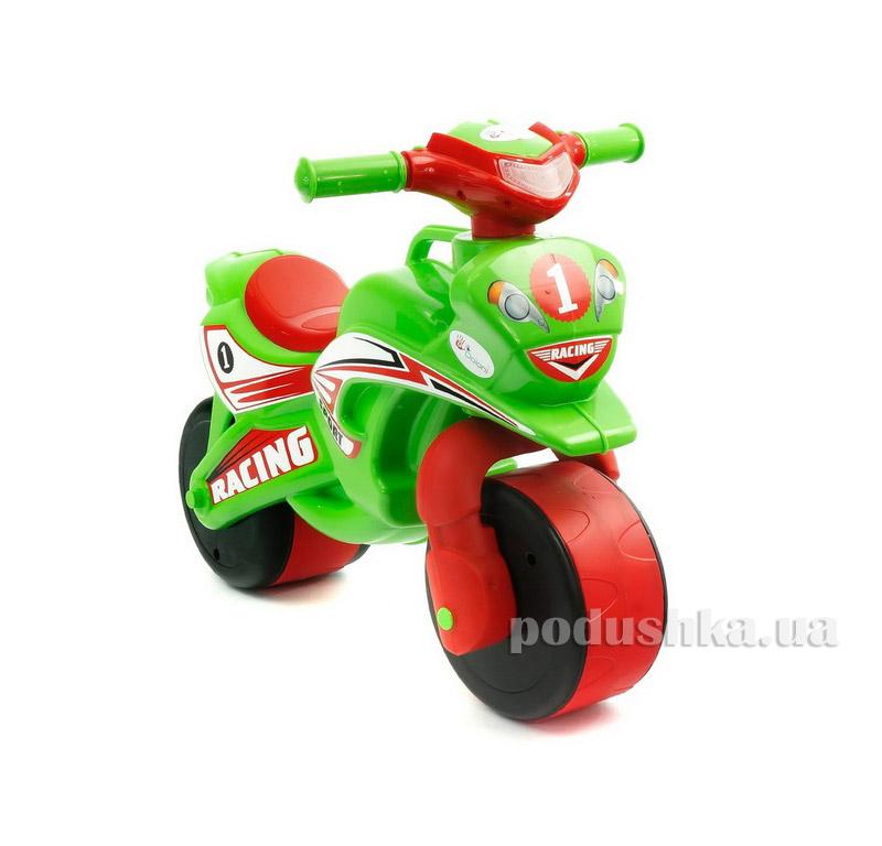 Мотоцикл-каталка Байк Спорт Flamingo-toys 0139/5