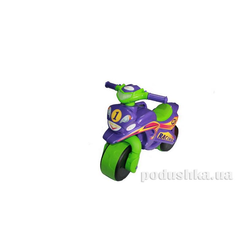 Мотоцикл-каталка Байк Спорт Flamingo-toys 0139/6
