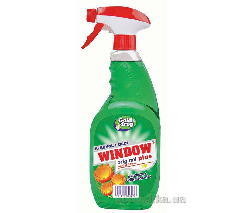 Моющие средство для стекла Window с распылителем