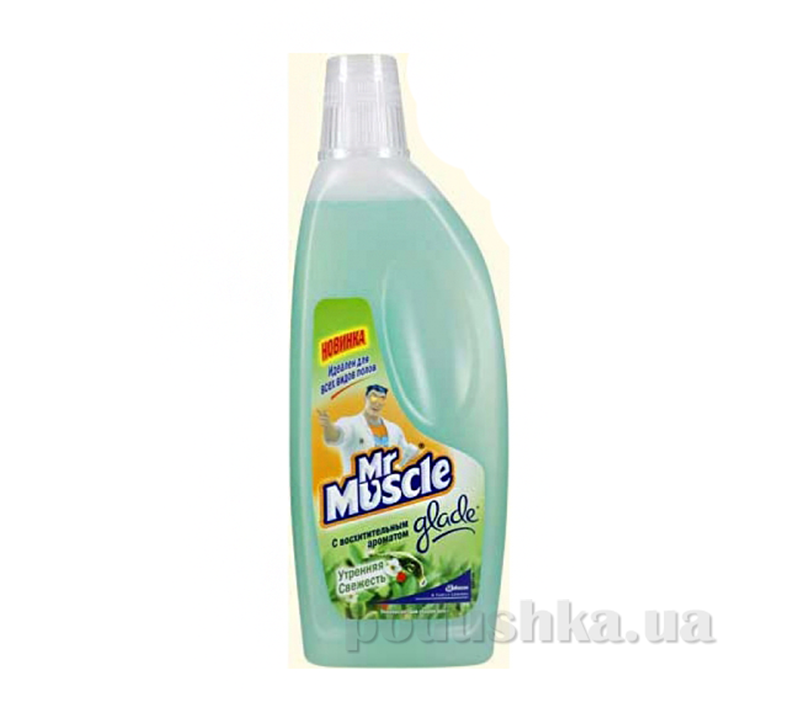 Моющее средство Mr Muscul Универсал Утренняя Свежесть 500 мл