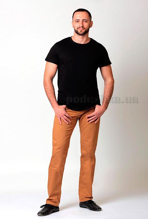 Мужская футболка МТФ 5521 черная