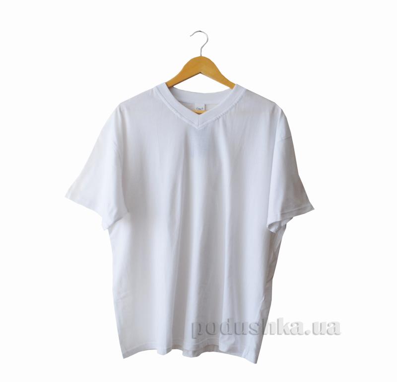 Мужская футболка Senti 20601 белая