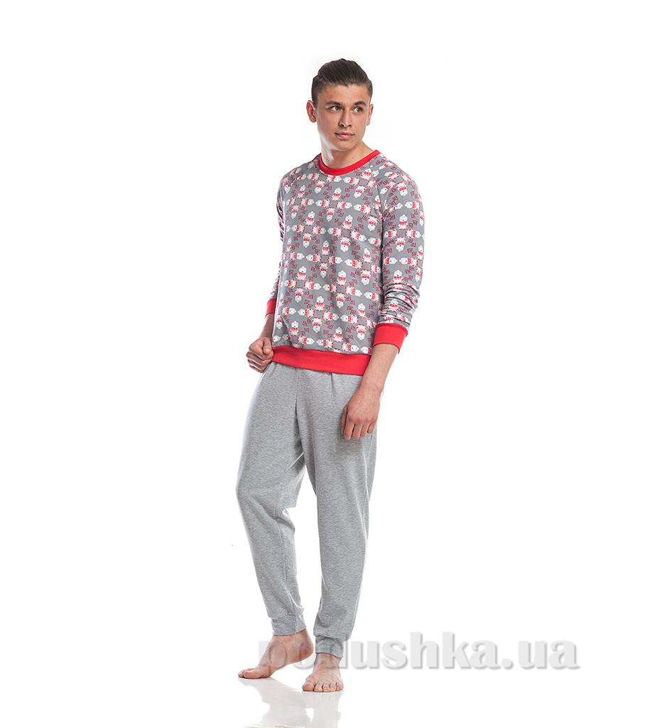 b54908df87b9 Мужская пижама Ellen MNP 010/001 медведи купить в Киеве, домашняя ...