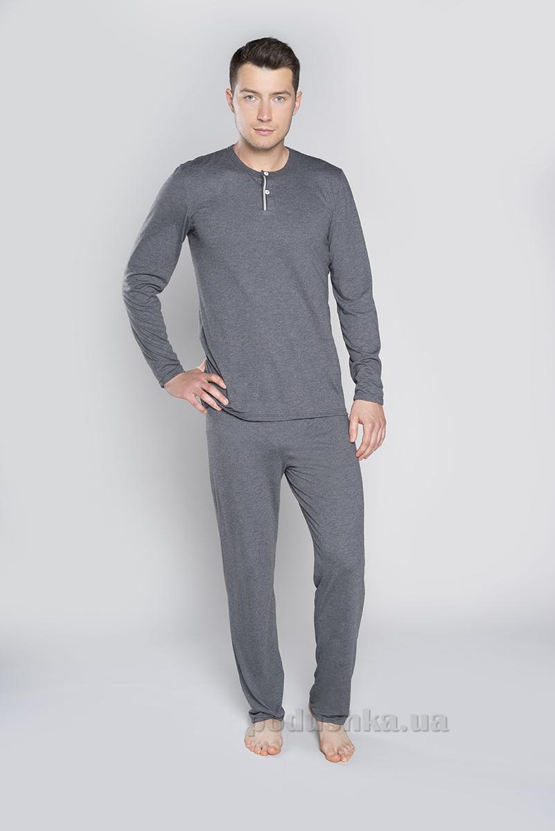Мужская пижама Italian Fashion M-Ivo-5.5 меланж