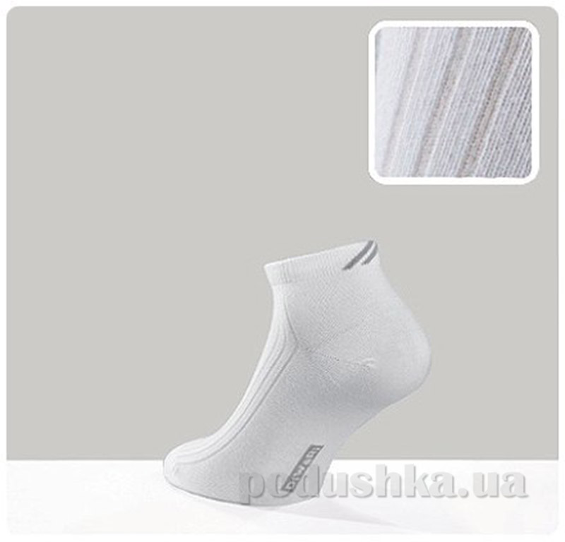 Мужские короткие носки Active DiWaRi 7С-37СП 018 белый