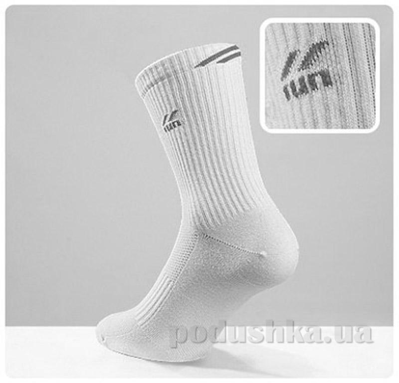 Мужские спортивные носки Active DiWaRi 7С-64СП 024 белый-серый