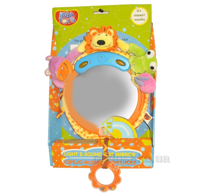 Музыкальная игрушка Biba Toys Друзья джунглей со световыми эффектами 041JF   Biba Toys