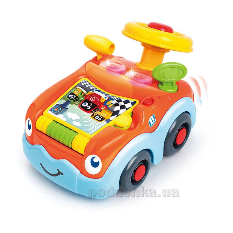 Музыкальная игрушка Bkids Маленький гонщик 04368