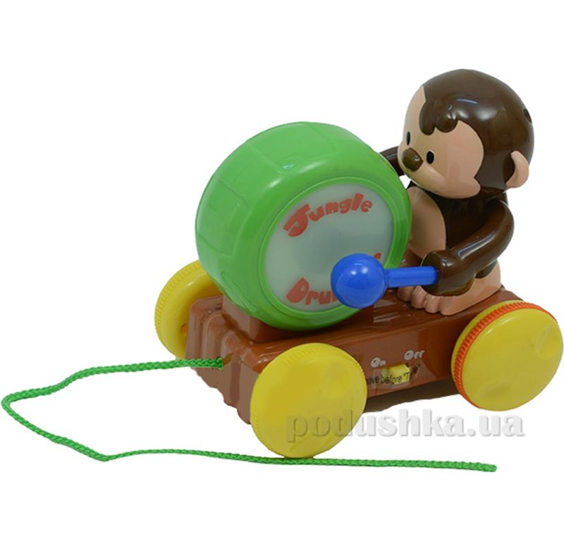 Музыкальная игрушка Keenway Барабанщик джунглей 31531