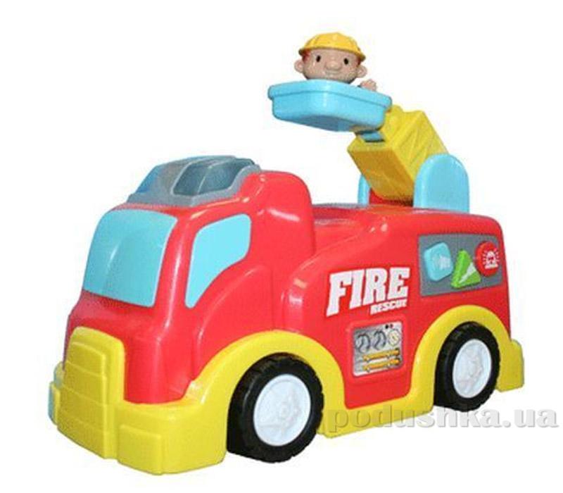 Музыкальная игрушка Keenway Пожарная машина