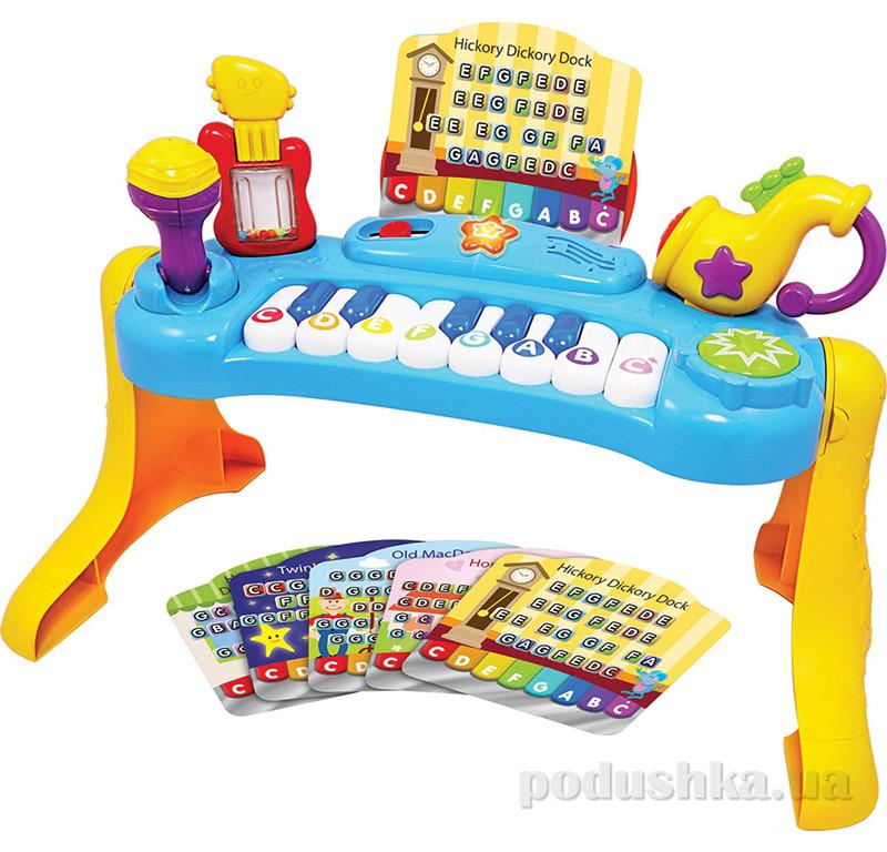 Музыкальная игрушка WinFun NL Пианино 2013